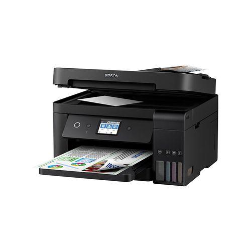 Epson EcoTank ET-4750 Inkjet MFP - Print, Copy, Scan, Fax, Ethernet, Wi-Fi Direct