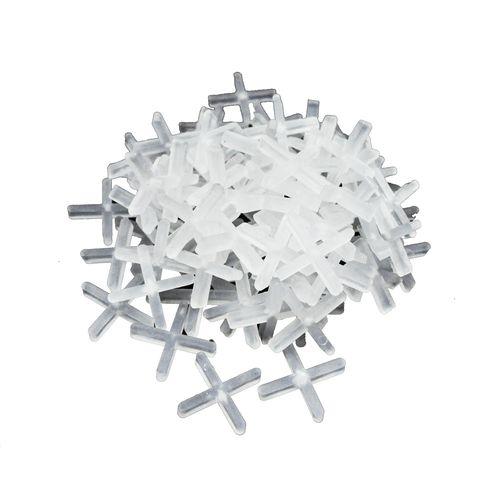 QEP 1.5mm Tile Cross Spacers - 100 Pack
