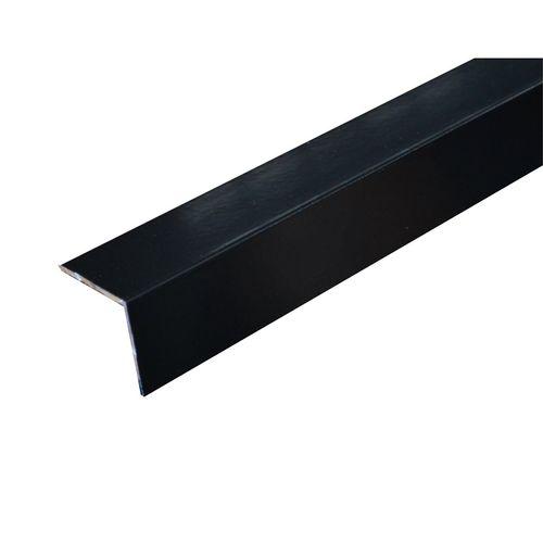 Metal Mate 30 x 30mm x 3m 1.5mm Black Powder Coated Aluminium Angle
