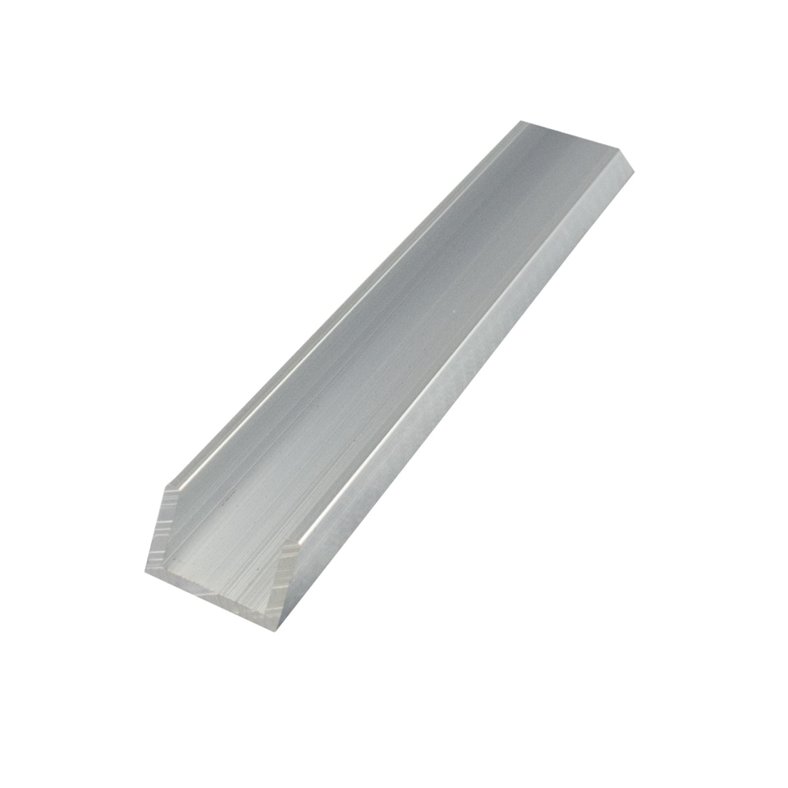 Metal Mate 10 x 10 x 1.5mm 1m Aluminium Channel