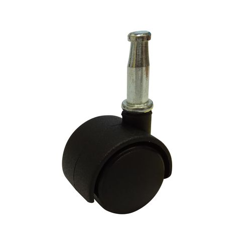 Move It 30mm Hooded Socket Furniture Castor - 2 Pack