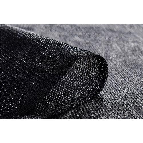 Coolaroo 1.83m Width Black 70% UV Light Duty Screening Shade Cloth