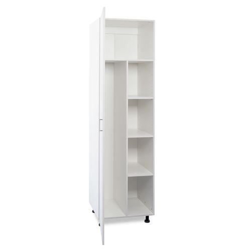 Flatpax Utility 600mm 1 Door Broom Cupboard