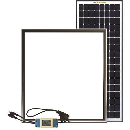 EzyLite 300 x 300mm Square Solar Hybrid Skylight Kit