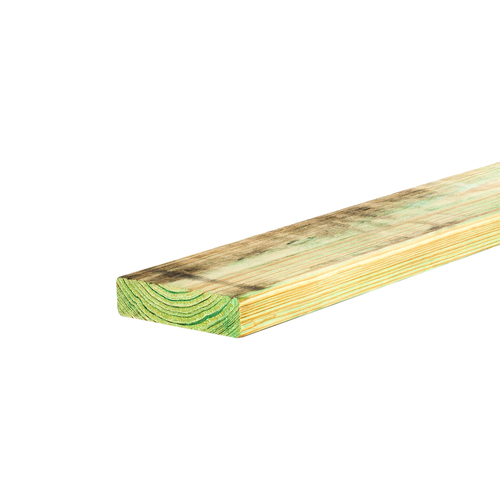 Treated Pine Outdoor Timber Framing 140 x 35mm - Linear Metre