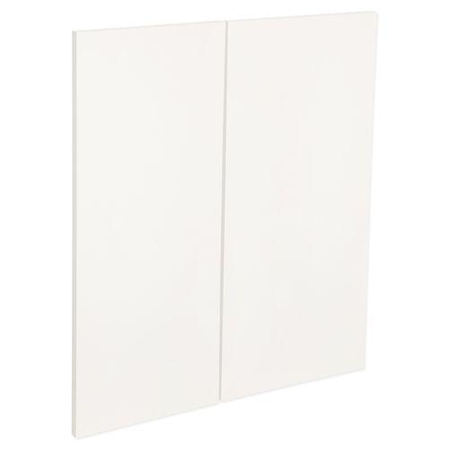 Kaboodle Feta Whip V Modern Corner Base Cabinet Door - 2 Pack