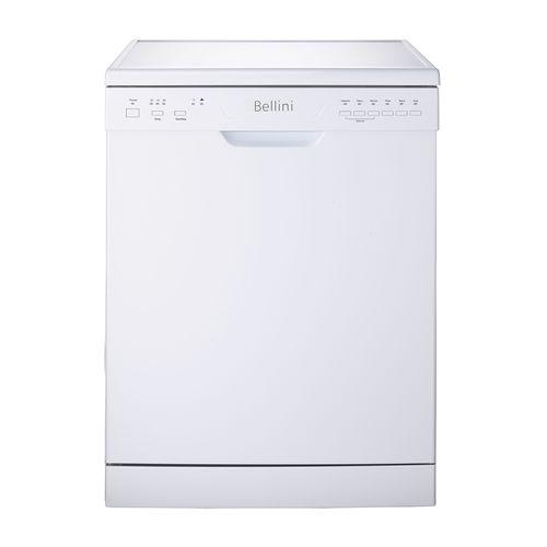 Bellini 11.5L WELS 4 Star White Dishwasher