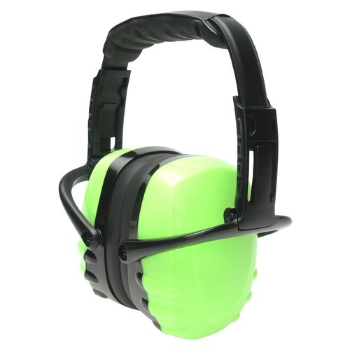 Protector Hi-Vis Folding Ear Muffs