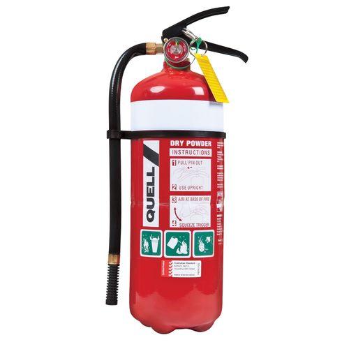 Quell Fire Extinguisher 4.5kg Dry Powder