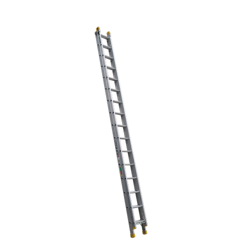Bailey 5-9m 150kg Industrial Rated Pro 16 Rung Aluminium Extension Ladder