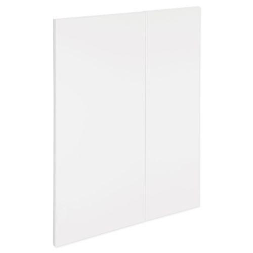 Kaboodle 800 x 900mm Sea Salt Modern Corner Door Set