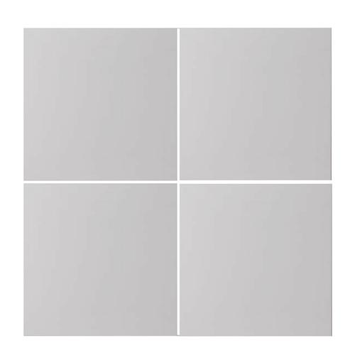 Beyond Tiles 2400 x 620mm x 10mm Denver White Fibo Waterproof Wall Panel