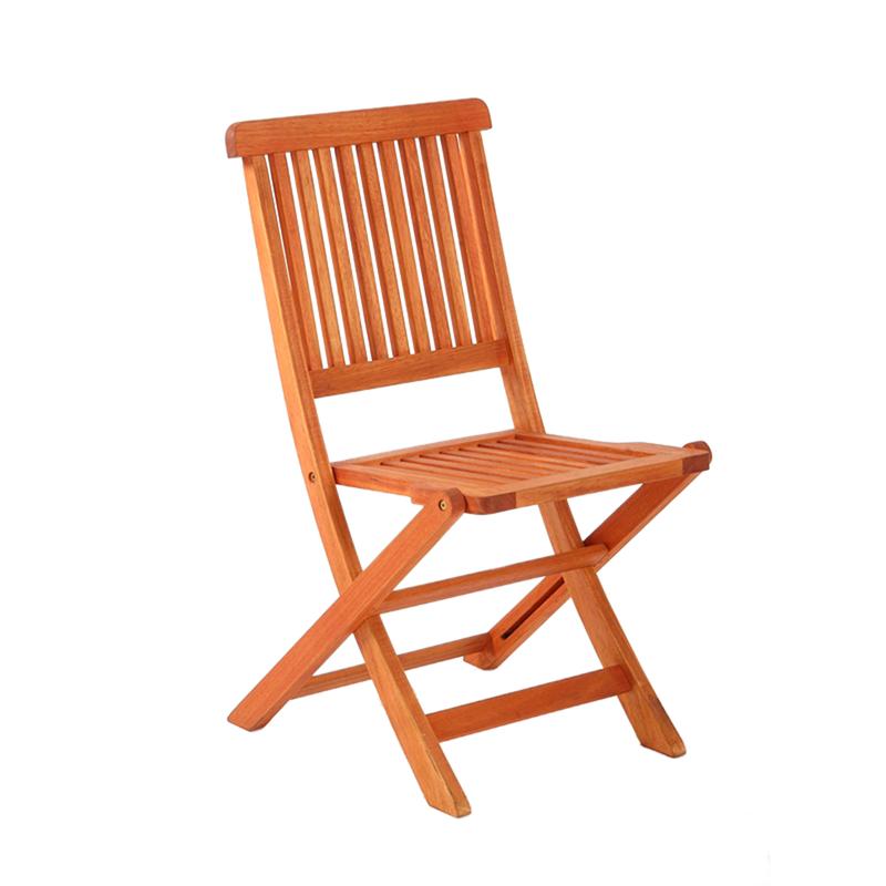 Somerset Folding Timber Chair