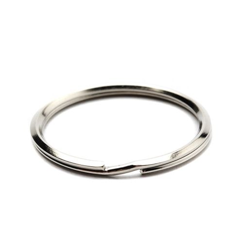 TIC Split Key Ring
