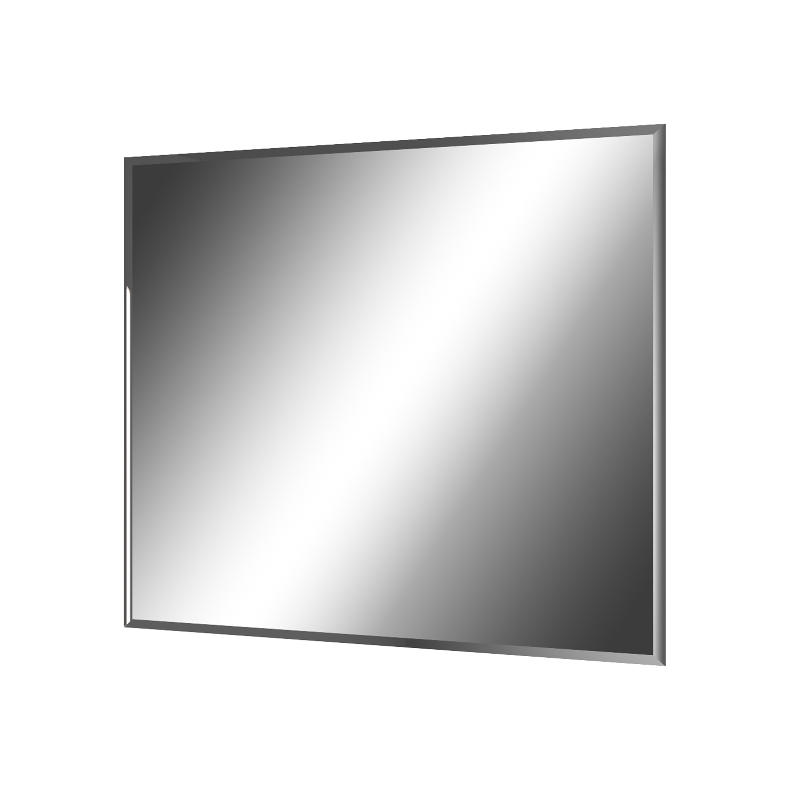 Living Elements 750 x 900 x 5mm Bevelled Edge Mirror