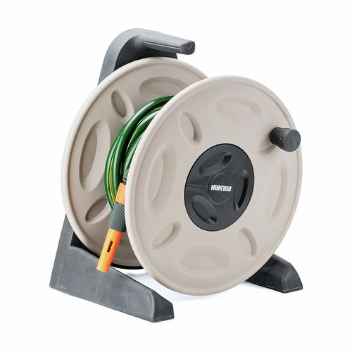 Holman 15m Wall Mount Fitted Hose Reel
