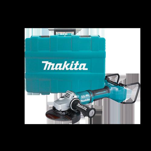 Makita 36V 180mm Brushless Angle Grinder - Skin Only