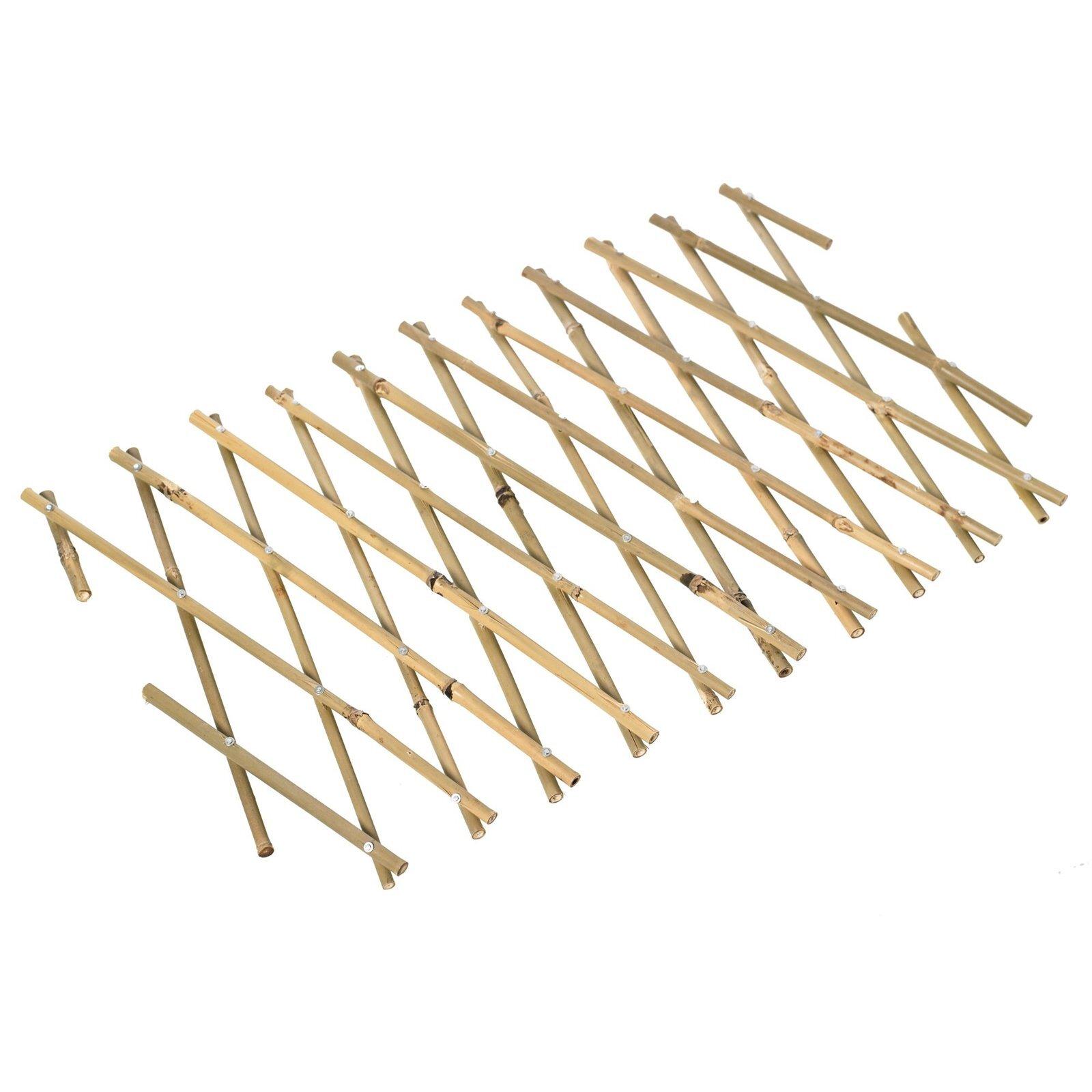Lattice Makers 1800 x 900mm Bamboo Expanding Trellis