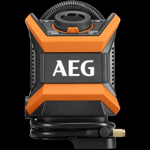 AEG 18V/12V Hybrid High Pressure And Volume Inflator/Deflator - Skin Only
