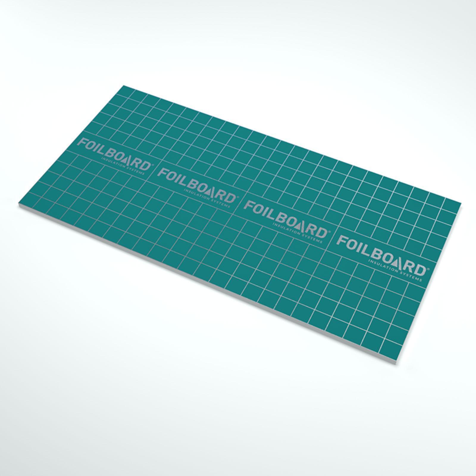 Foilboard 10mm x 2400mm x 1200mm Standard 10 Insulation