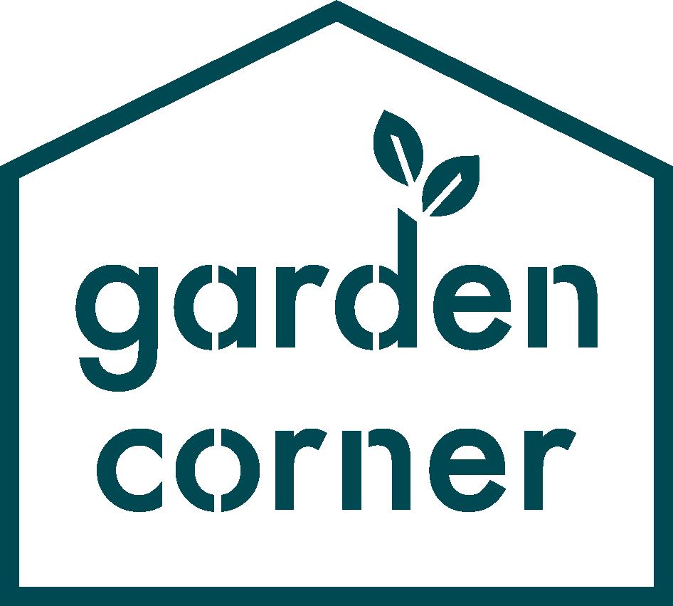 green garden corner logo