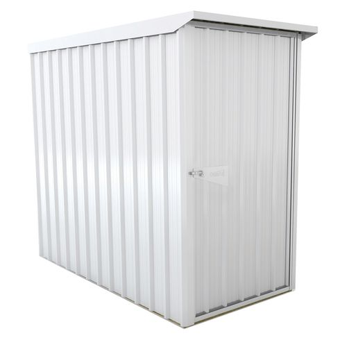 Duratuf Sentry 2.0 x 1.0m Zinc Lean-To Shed