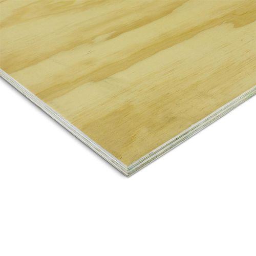 IBuilt 15 x 1200 x 2400mm DD Structural Untreated Plywood
