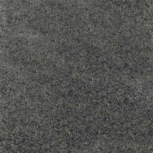 Ideal DIY 2m Anthracite Velour Car Carpet - Linear Metre