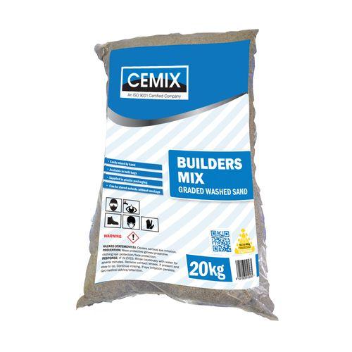 Cemix 20kg Builders Mix