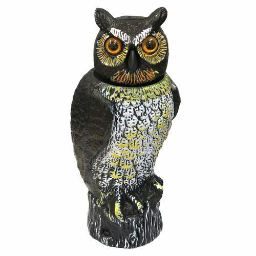 Whites Pest Control Bobble Head Owl