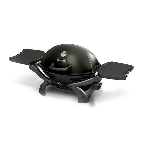 Gasmate Odyssey 1 Burner Portable BBQ - Black