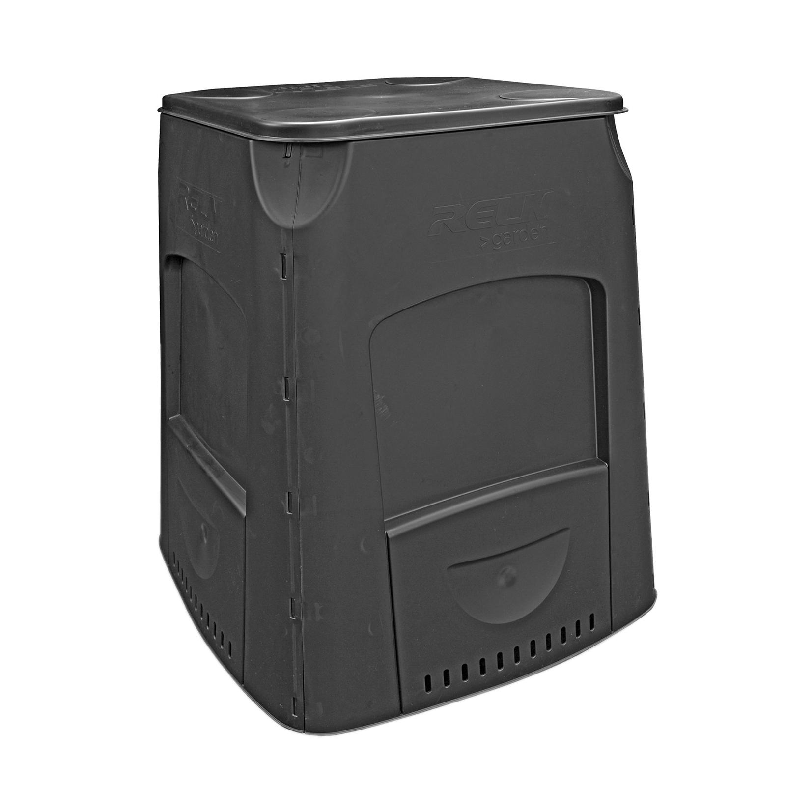 Tumbleweed 200L Flat Pack Black Compost Bin