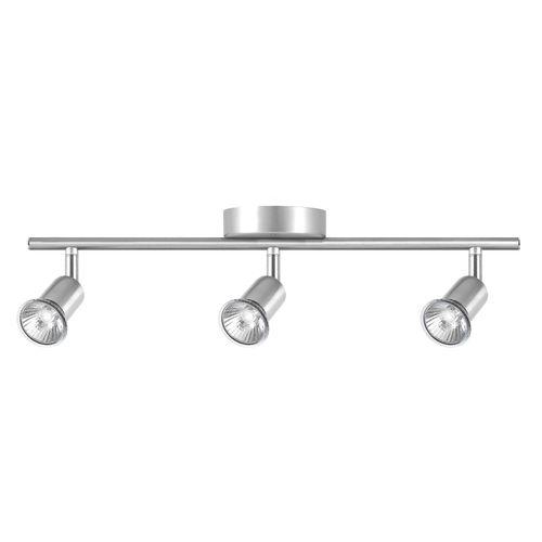 Verve Design 240V Rochdale 3 Steel Circular Base Spotlight