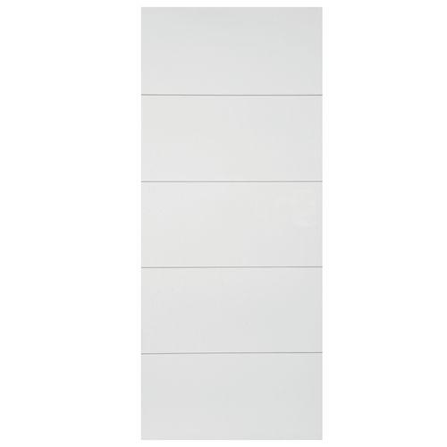 Hume Doors & Timber 2340 x 870 x 35mm Linear Smart Wardrobe
