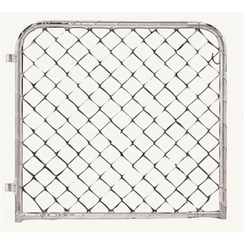 EufoFence Chainlink Gate 0.98x0.92m