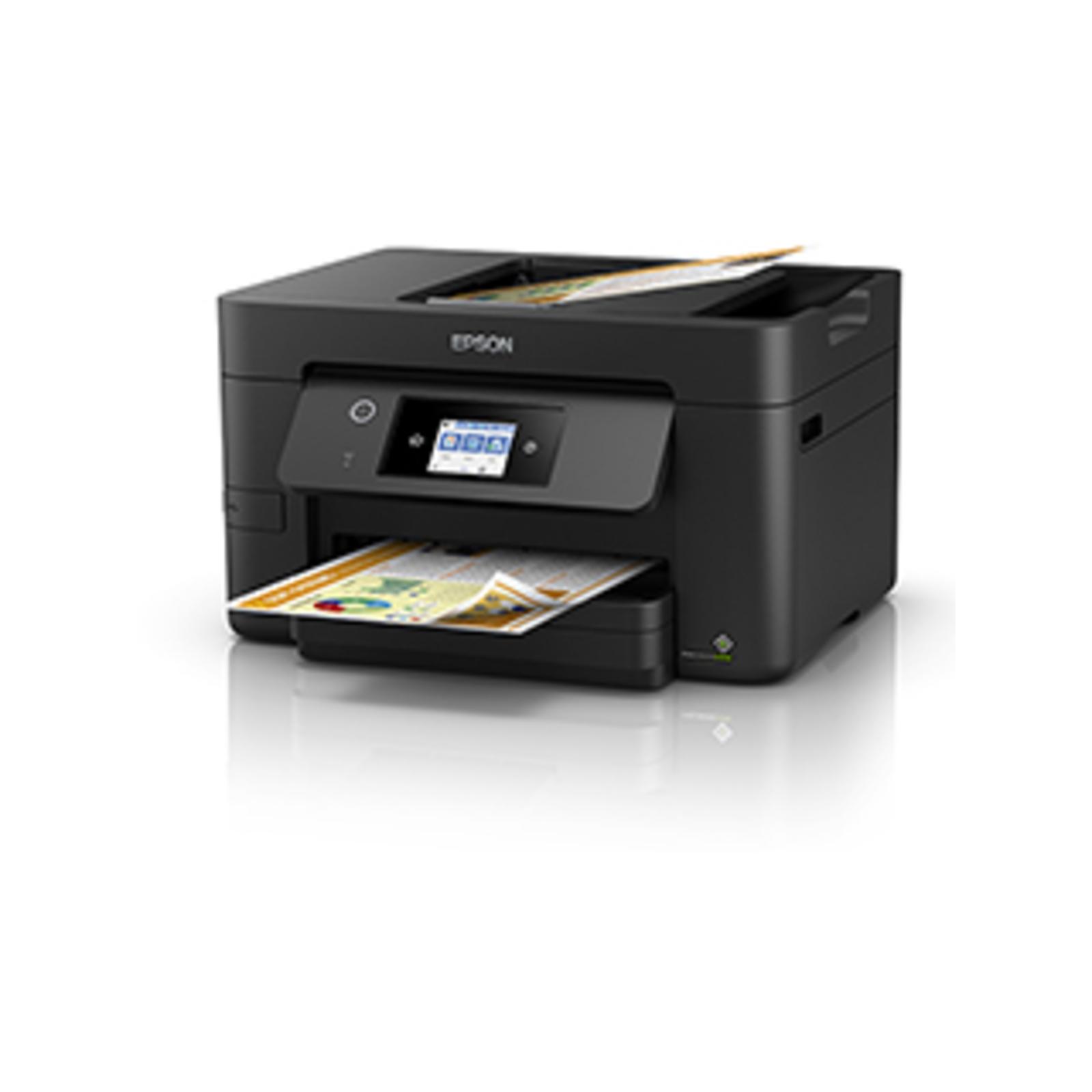 Epson WorkForce Pro WF-3825 A4 Inkjet MFP - Print, Copy, Scan, Fax, Ethernet, Wi-Fi Direct