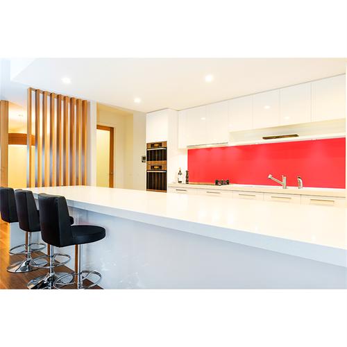Bellessi 650 x 595 x 5mm Glass Filler Panel - Hot Rod