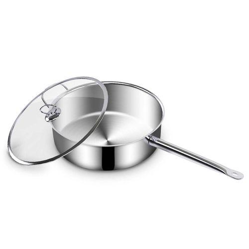 SOGA Stainless Steel Saucepan 32cm