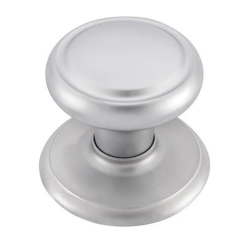 Schlage™ 45mm Satin Pearl Classic Diplomat Wardrobe Knob