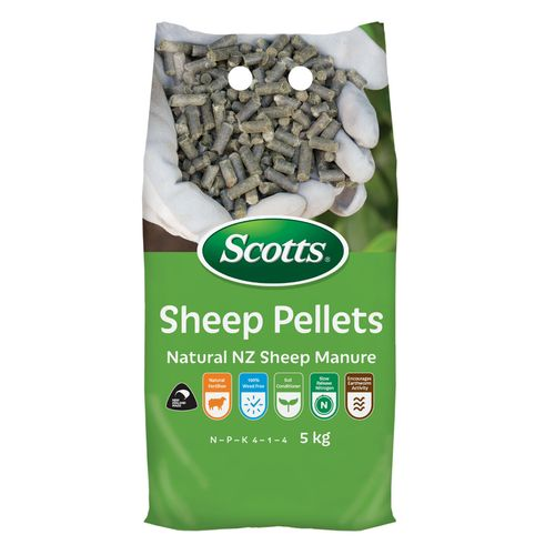 Scotts 5kg Sheep Pellets