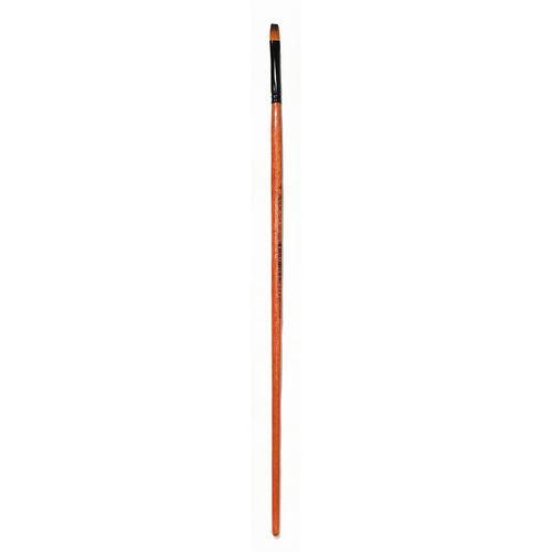 Renoir Nylon Flat Craft Paint Brush - Size 4