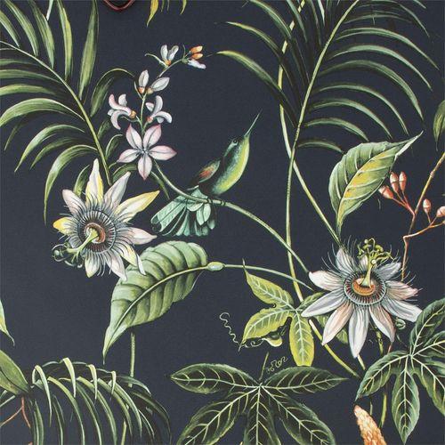 Superfresco Easy 52cm x 10m Adilah Dark Wallpaper