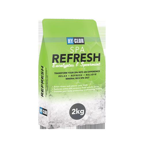 Hy-Clor 2kg Spa Refresh Mineral Salt