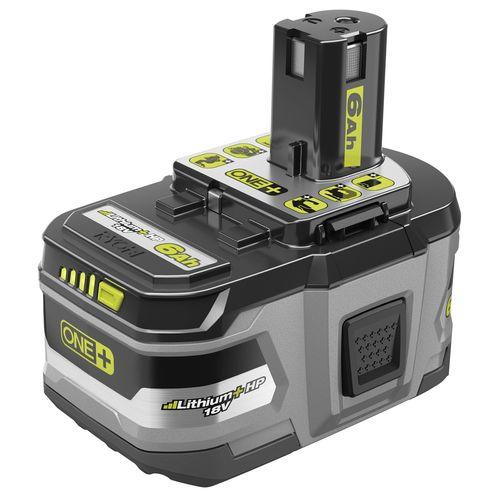 Ryobi 18V ONE+ 6.0Ah High Power Battery