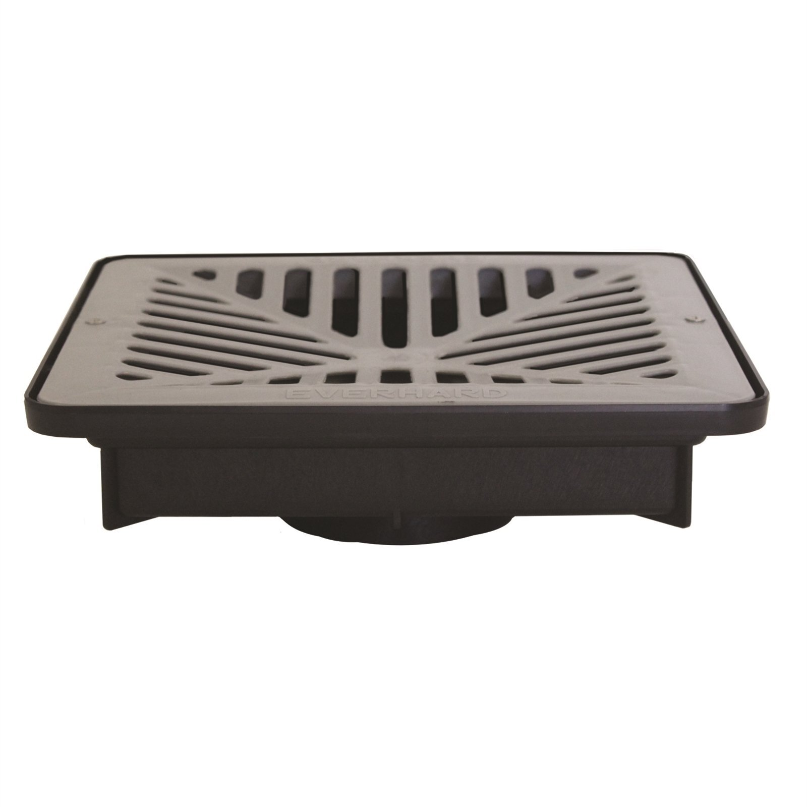 Everhard EasyDRAIN Grey Polymer Grate And Flo-Way Pit