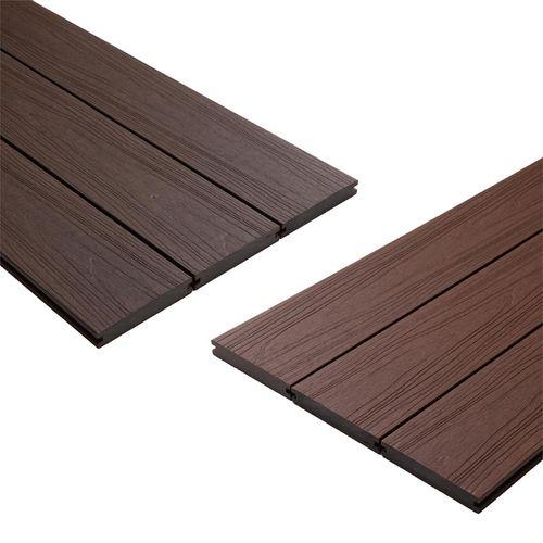 Ekodeck 137 x 23 x 5400mm Riverbank Red / Estate Brown  Plus Designer Series Composite Decking