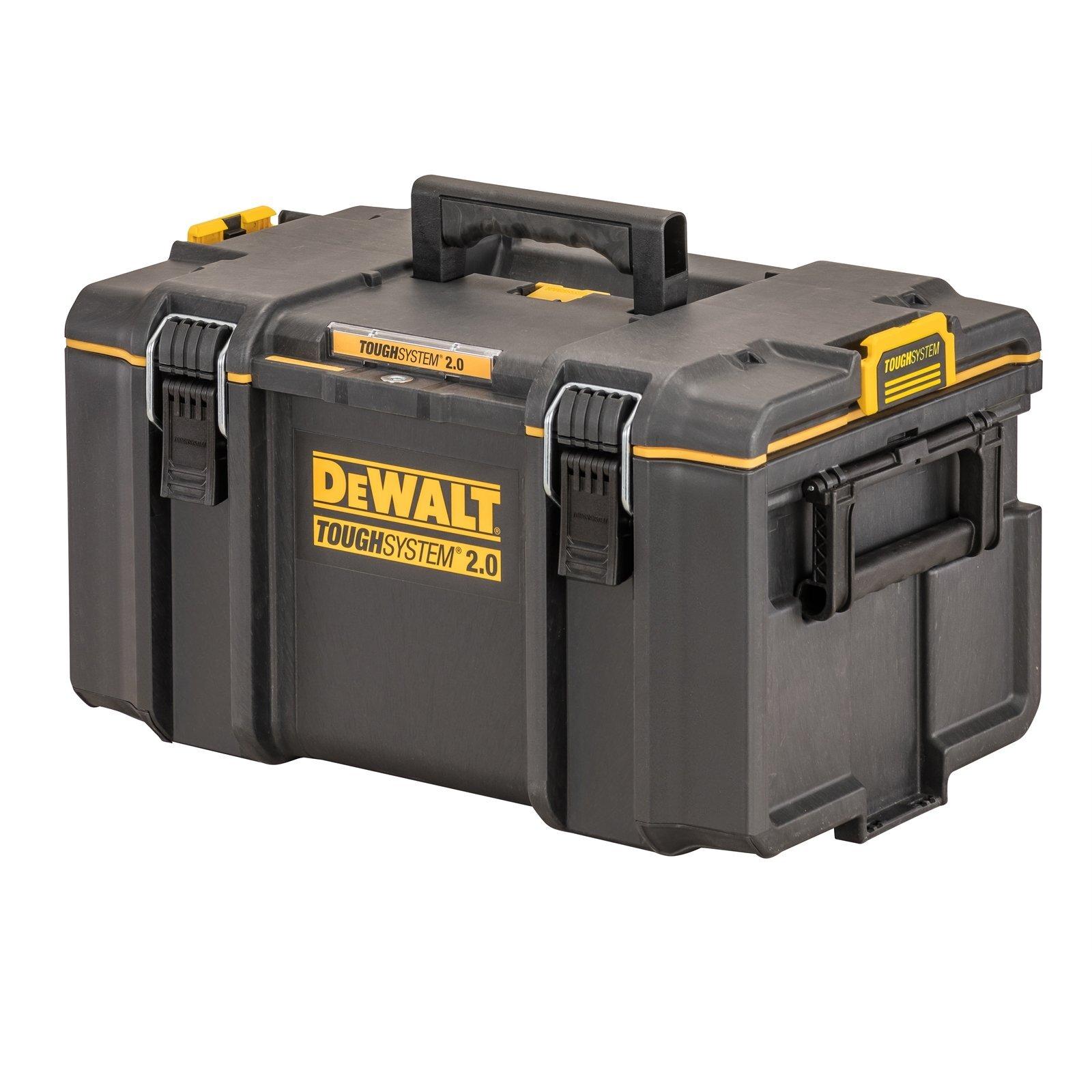 DeWALT ToughSystem 2.0 Mid Tool Box