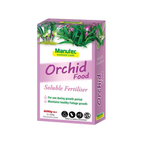 Manutec 600g Orchid Food