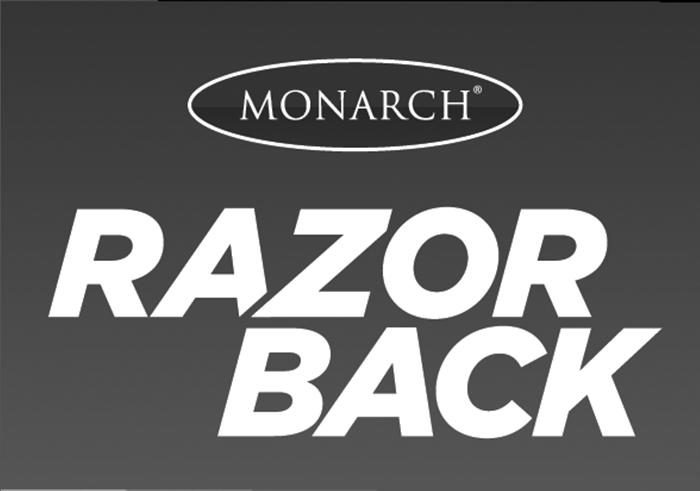 Monarch Razorback