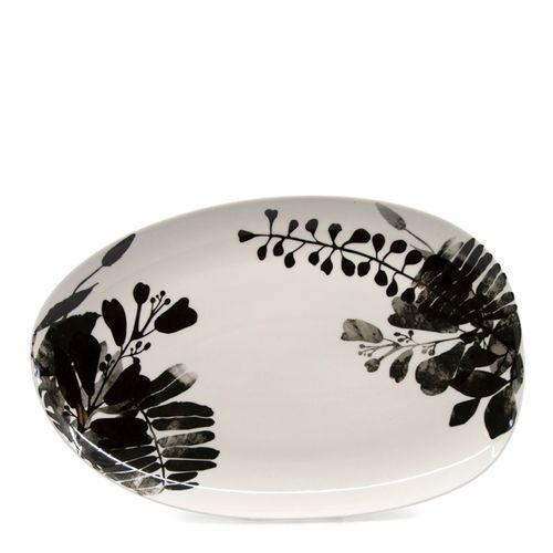 Neri Oval Platter - 40cm